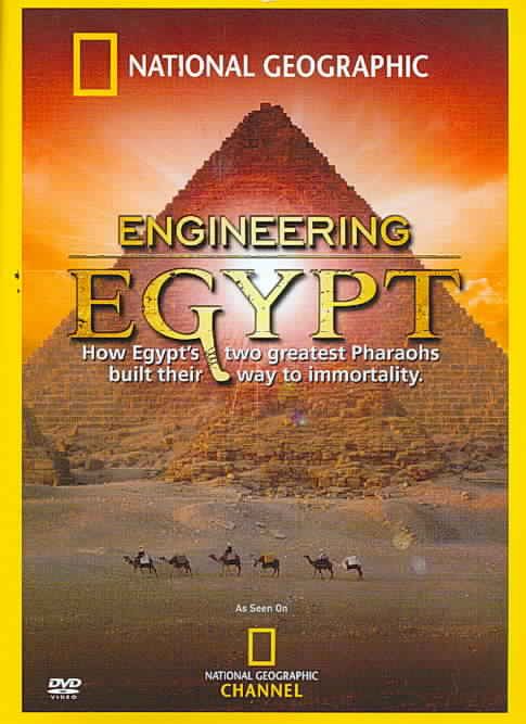 ENGINEERING EGYPT (DVD)